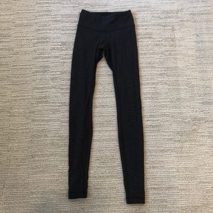 lululemon wunder under full length pattern legging